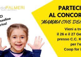 27 e 28 gennaio 2019: Coop for family Studio Dentistico Palmeri