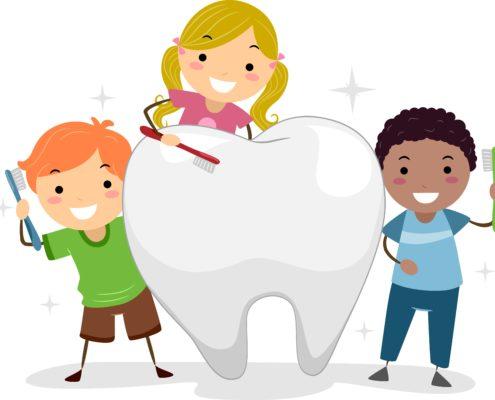 uso filo interdentale Studio dentistico a Catania Palmeri