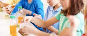 merenda scuola bambini abitudini alimentari  studio palmeri dentisti catania