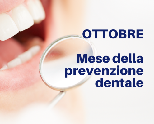 prevenzione dentale ad ottobre studio dentistico Palmeri