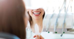 air polishing pulizia dei denti studio palmeri
