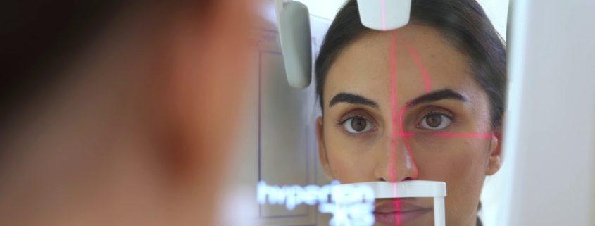 Hyperion X5 tac panoramica studio dentistico palmeri dentista catania
